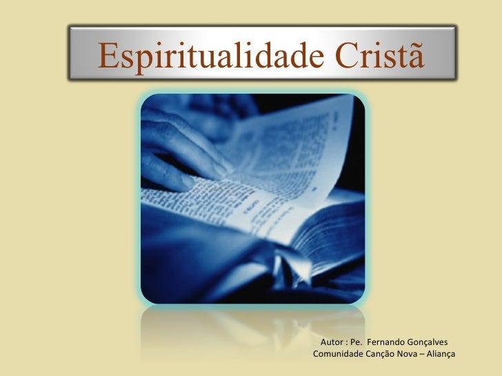 Espiritualidade crista