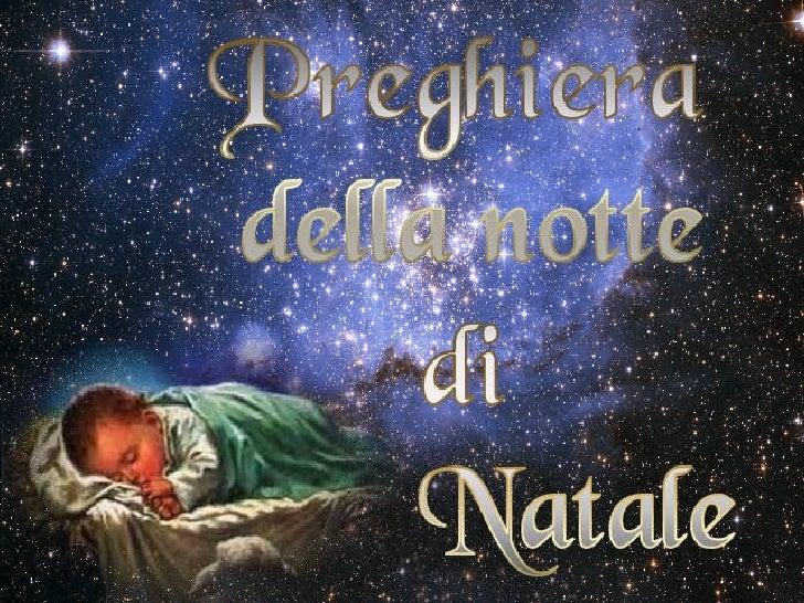 Foto Notte Di Natale.Preghiera Della Notte Di Natale 02 Rel132