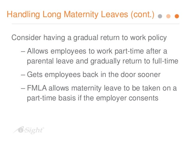 pregnancy discrimination update and steps for