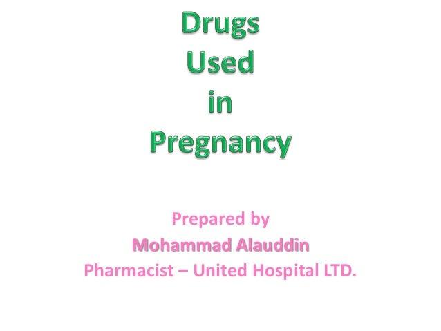 Prepared by Mohammad Alauddin Pharmacist – United Hospital LTD.