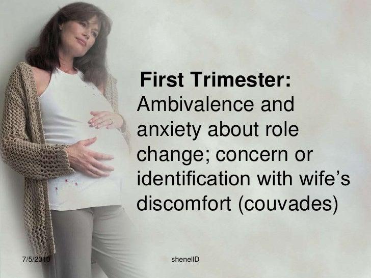 PsychologicChanges of Pregnancy<br />Maternal Adaptations to pregnancy  <br /><br />7/4/2010<br />shenellD<br />