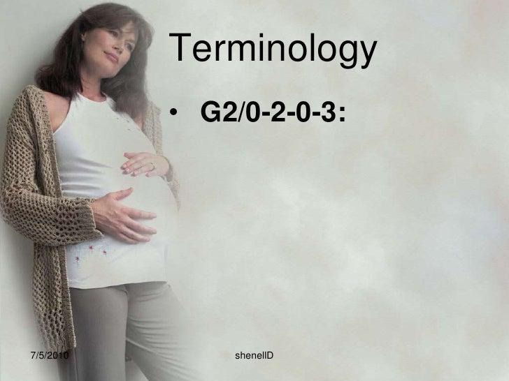 Parity (TPAL)<br />T= Number of Term Births<br />P= Number of Premature births<br />A= Number of Abortions<br />L= Number ...