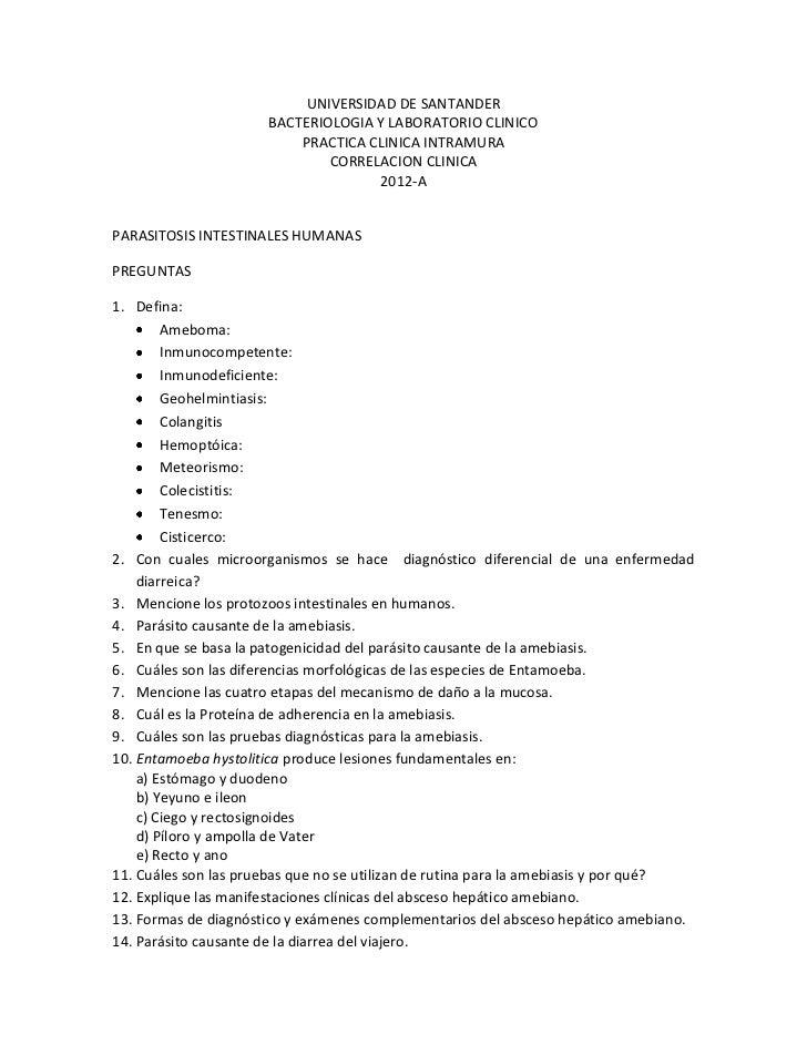 UNIVERSIDAD DE SANTANDER                      BACTERIOLOGIA Y LABORATORIO CLINICO                          PRACTICA CLINIC...