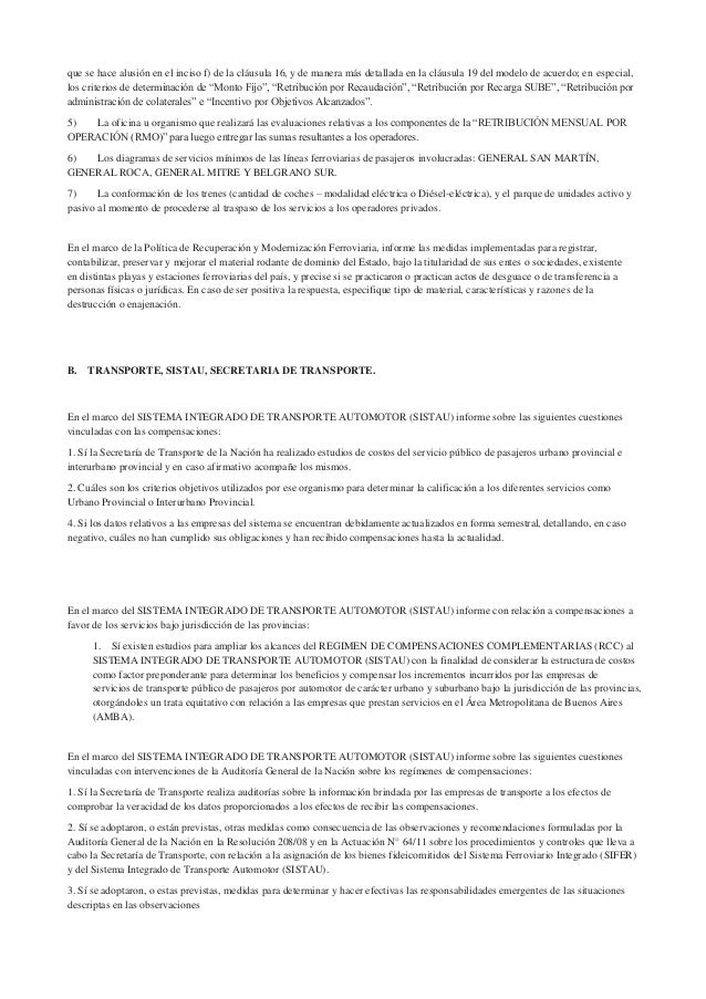 Preguntas del diputado pablo javkin a jorge capitanich for Clausula suelo oficina directa
