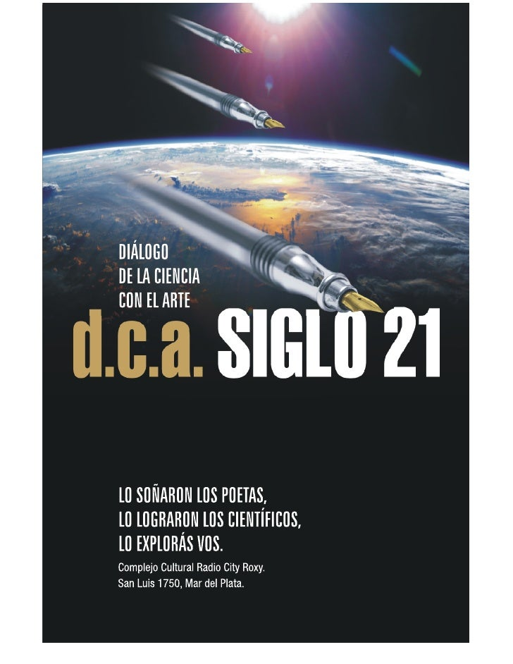 dca SIGLO 21