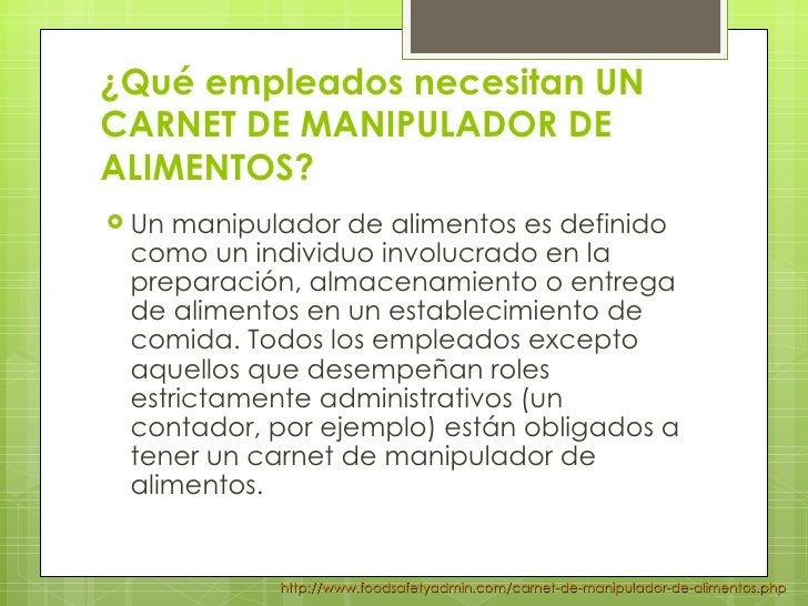 Preguntas frecuentes certificado de manipulador de alimentos - Www manipulador de alimentos es ...