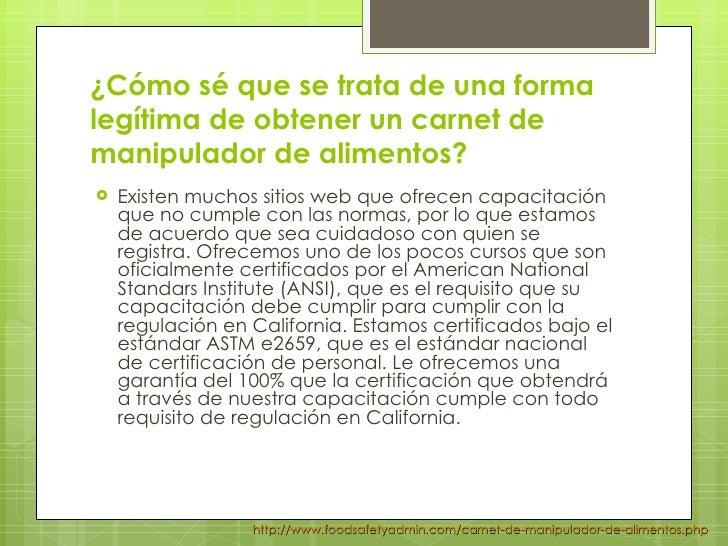 Preguntas frecuentes certificado de manipulador de alimentos - Preguntas examen manipulador de alimentos ...