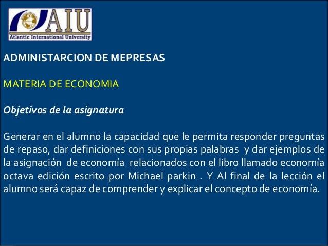 Preguntas Y Respuestas De Economia Capitulos 1 3 Anexo Ensayo