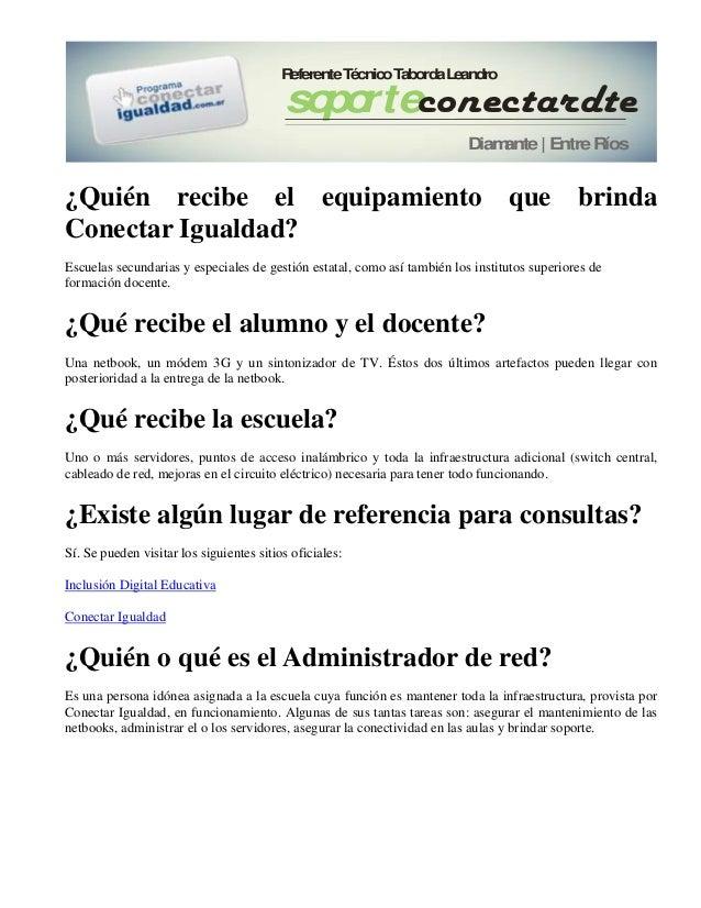 Referente Técnico Taborda Leandro                                          so o conectardte                               ...