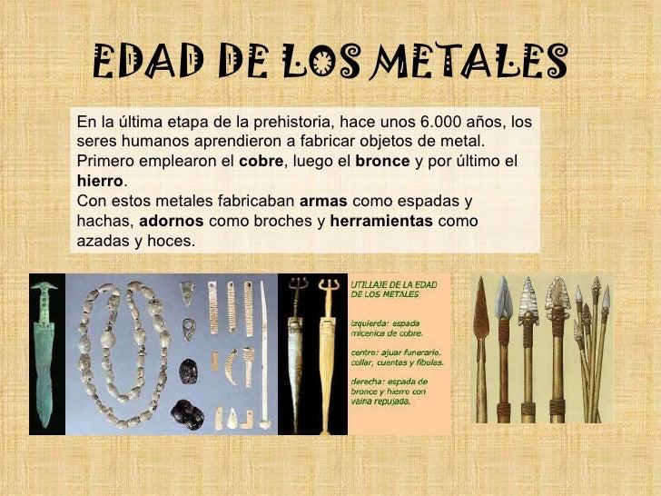 Prehistoria - Como se limpia el bronce ...