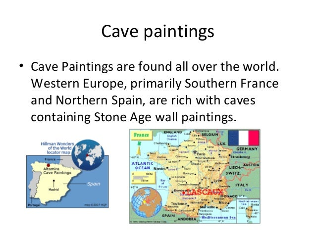 facts about stone age art