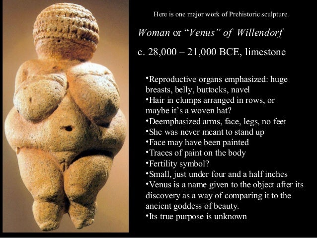 venus of willendorf analysis