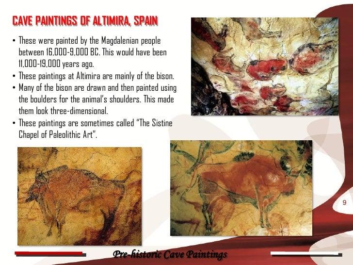 egyptian cave art