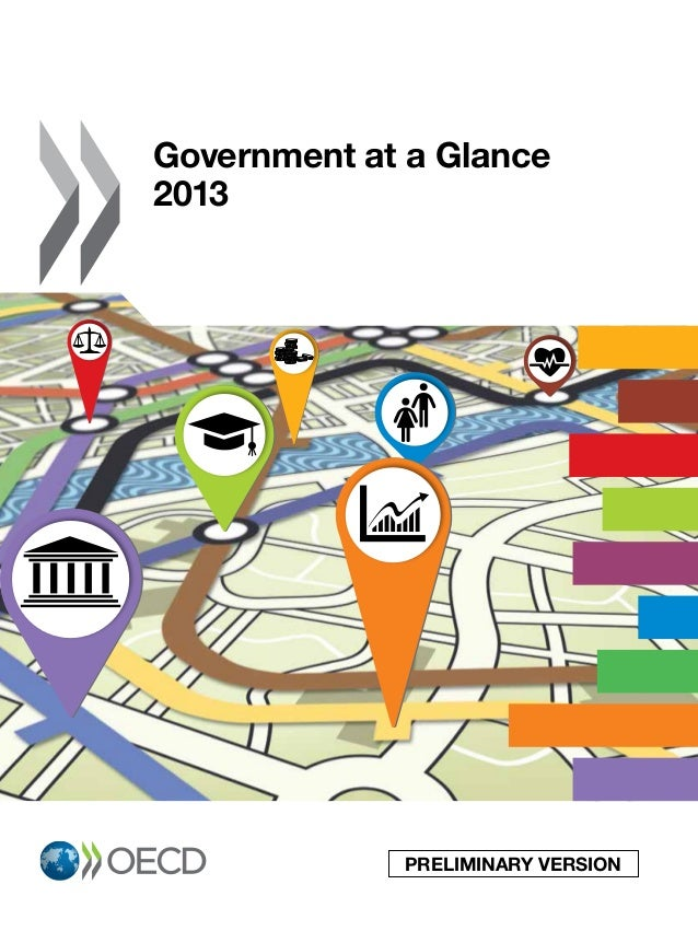 Government at a Glance 2013  Preliminary version