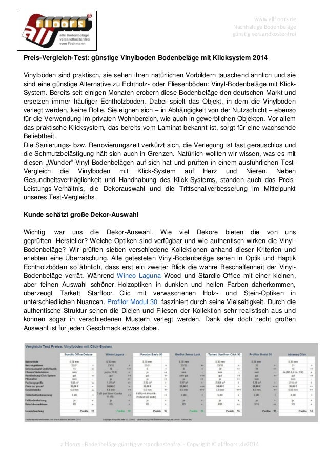 www.allfloors.de Nachhaltige Bodenbeläge günstig versandkostenfrei allfloors - Bodenbeläge günstig versandkostenfrei - Cop...