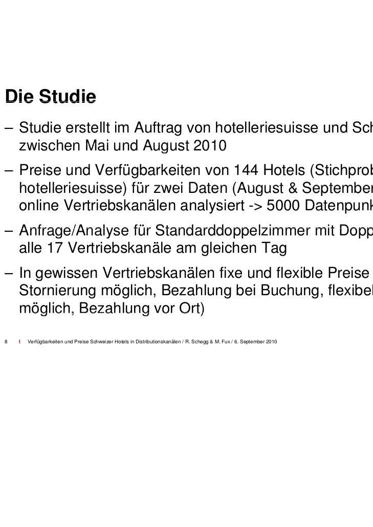 UntersuchteUnters chte VertriebskanäleDirekte Vertriebskanäle                                                             ...