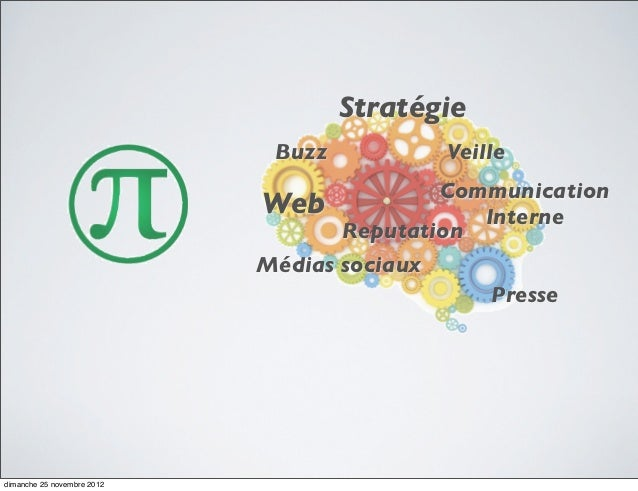 Stratégie                             Buzz          Veille                                           Communication        ...
