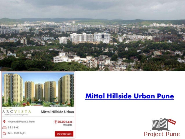 Mittal Hillside Urban Pune