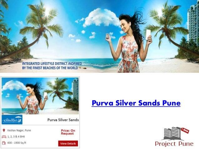 Purva Silver Sands Pune