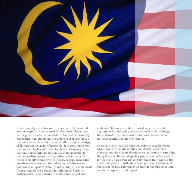 Malaysia education blueprint with 11 key shift towards 2025 malaysia education blueprint malvernweather Images