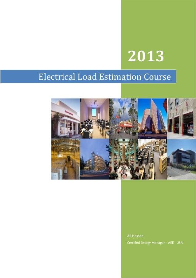 2013    ElectricalLoadEstimationCourse                          AliHassan  ...