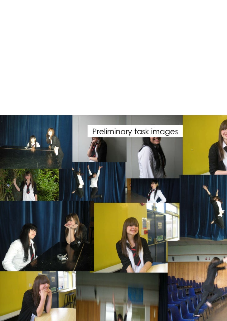 Preliminary task images