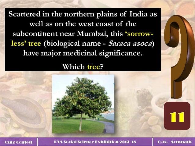 Indian Traditional Medicine Quiz - Prelims