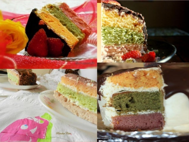 Joans Rainbow Cake Book