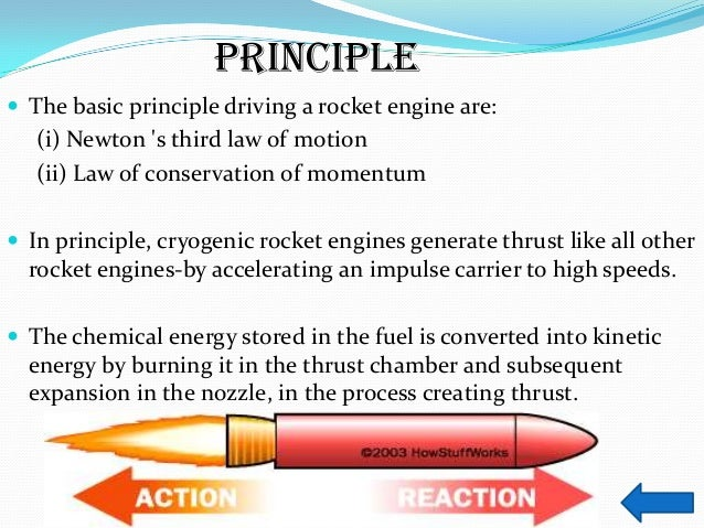 cryogenic engine working principle pdf