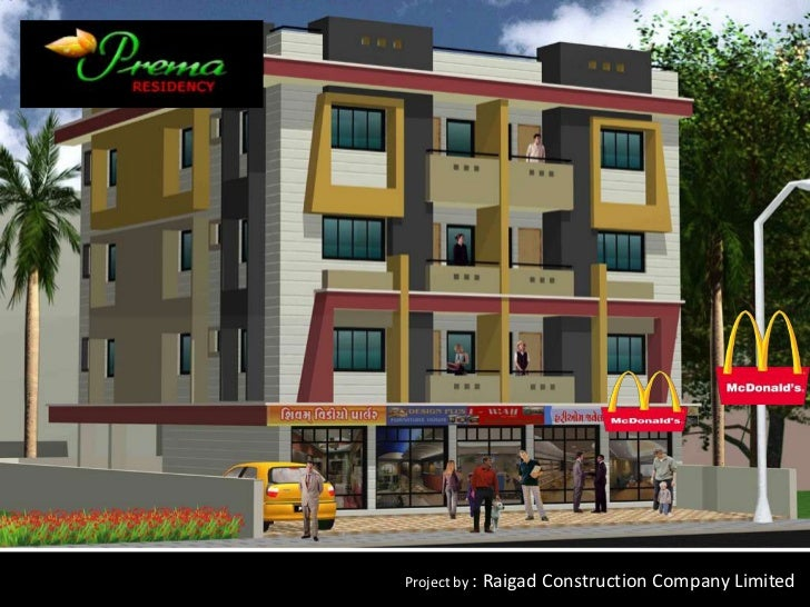 nm     Project by : Raigad   Construction Company Limited