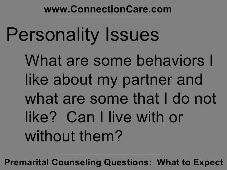 pre marriage counseling questions pdf