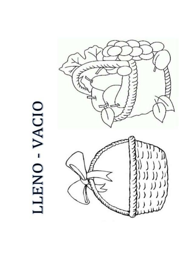 dibujos de lleno y vacio para colorear busito escolar