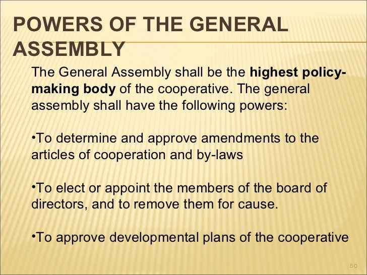 Pre membership education seminar pmes 49 50 powers of the generalassembly stopboris Gallery