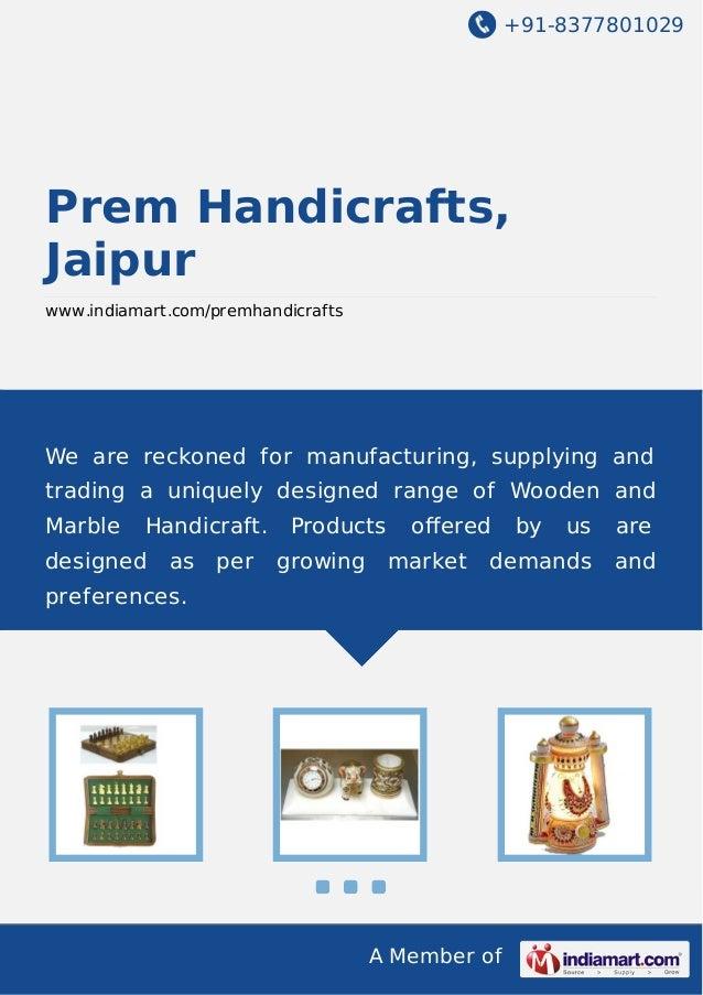 Prem Handicrafts Jaipur Wooden Handicraft