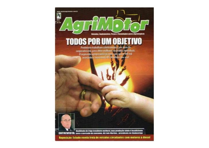 Premiação Ocesp_Matéria de Capa_Revista Agrimotor_Outubro 2006