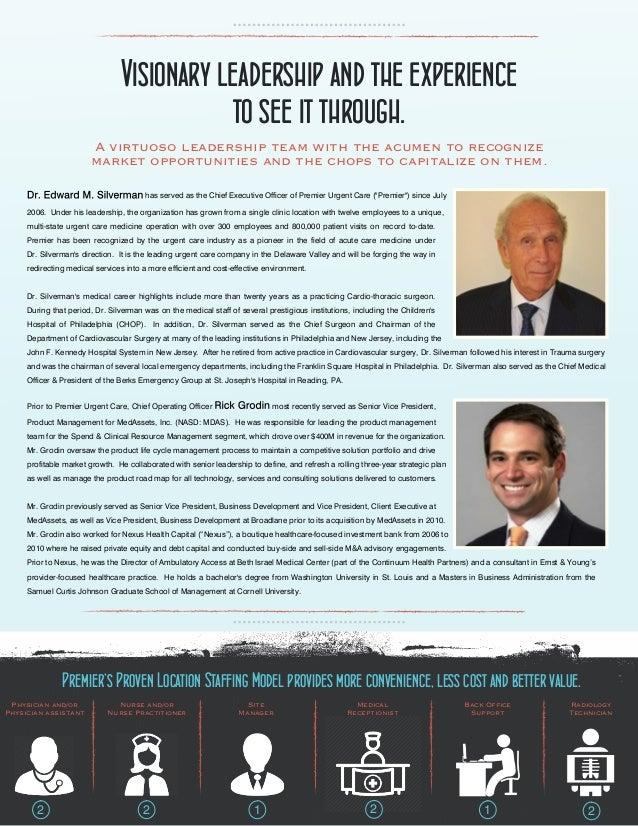 Premier Urgent Care brochure henry final 5 7 16