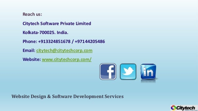 Premier it consulting website design and software for Design consulting services