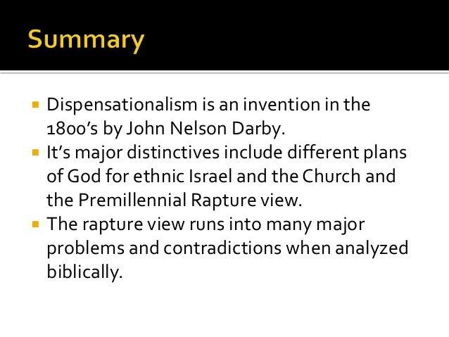 Progressive Dispensationalism