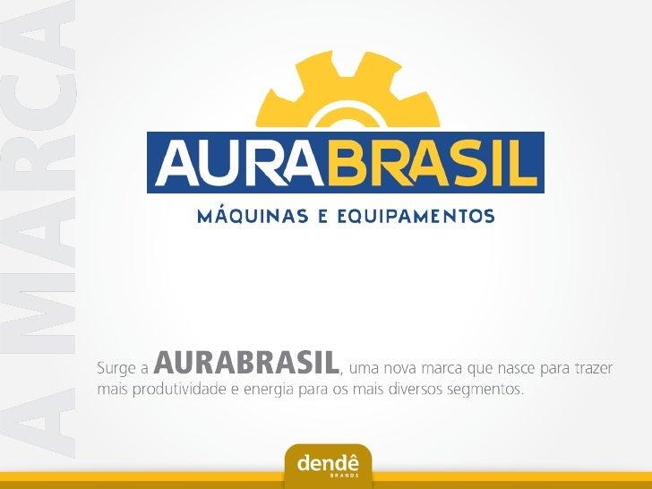 Premio Colunistas 2012 - marca AuraBrasil