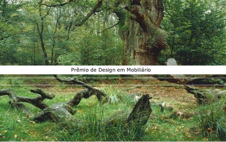 Marca Prêmio Design de Mobiliário