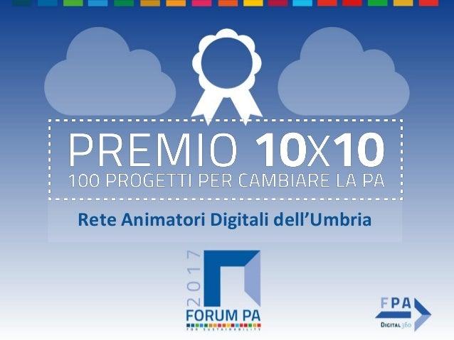 Rete Animatori Digitali dell'Umbria
