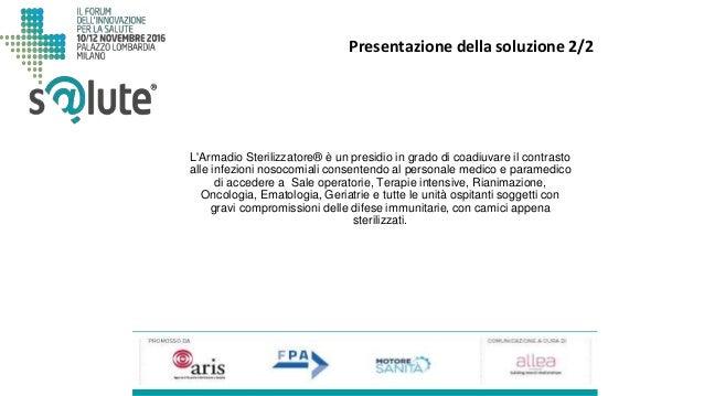 Armadio Sterilizzatore® Slide 4