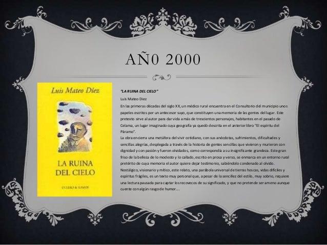 Premio nacional narrativa (2000-2012) Slide 3