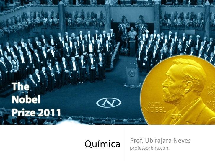 Prof. Ubirajara NevesQuímica   professorbira.com