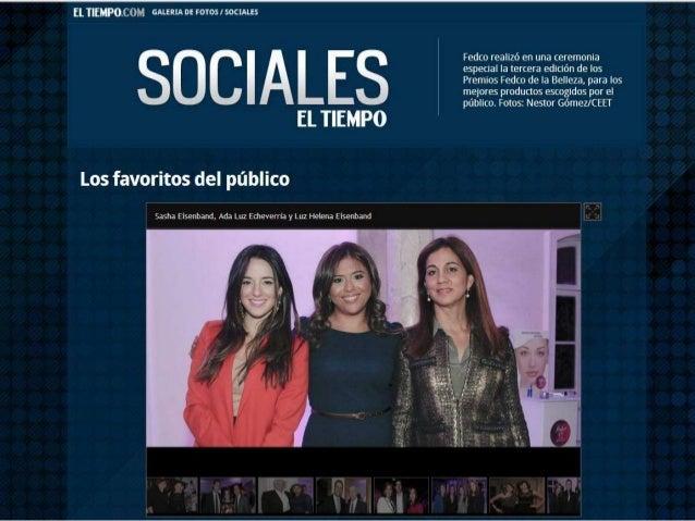 Premios Fedco 2012