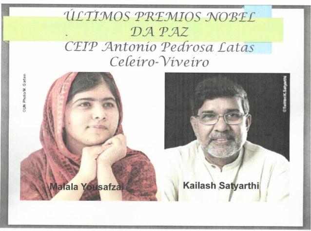 """ÚLTIMOS TRÏJVZIOS NOBEL  .  Dfll TfllZ  C f] T ¿Antonio Pedrosa Latoïí"""" Ceúéiro-Viveiro                   ¿'t u o .  í l"""" . ..."""