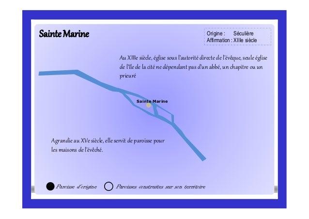 SainteMarineSainteMarine Paroisse d'origine Paroisses construites sur son territoire Sainte Marine Origine : Séculière Aff...
