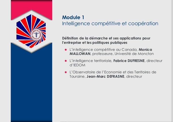 1i res rencontres franco canadiennes d intelligence for Chambre de commerce moncton