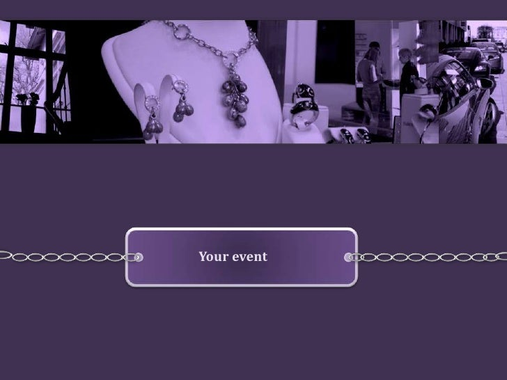 Your event<br />