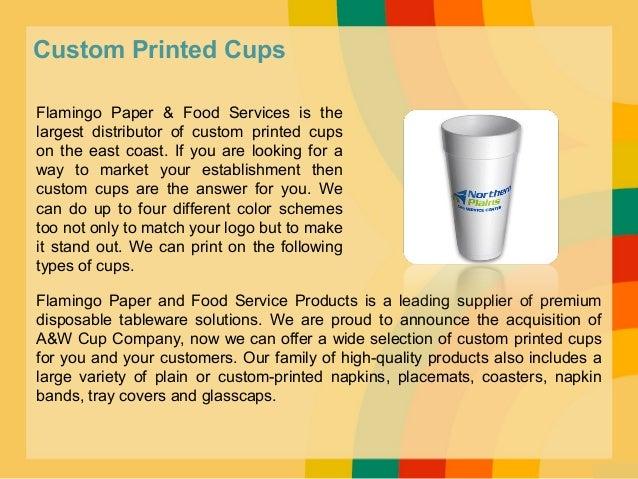 6.  sc 1 st  SlideShare & Premium disposable tableware solutions flamingo paper and food servu2026